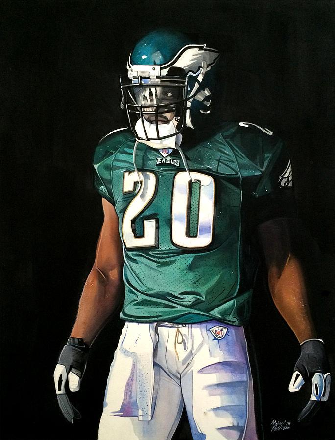 Philadelphia Eagles Canvas Painting