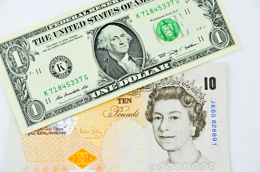 Exchange Rate: Dollars to Pounds (USD/GBP)