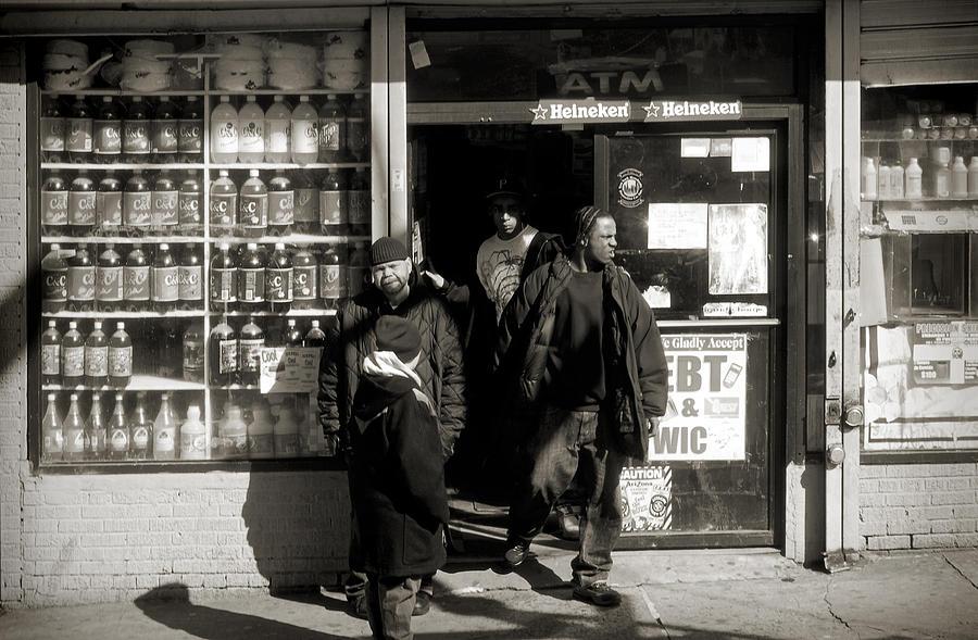 Newyork08 Photograph - Bronx Scene by RicardMN Photography