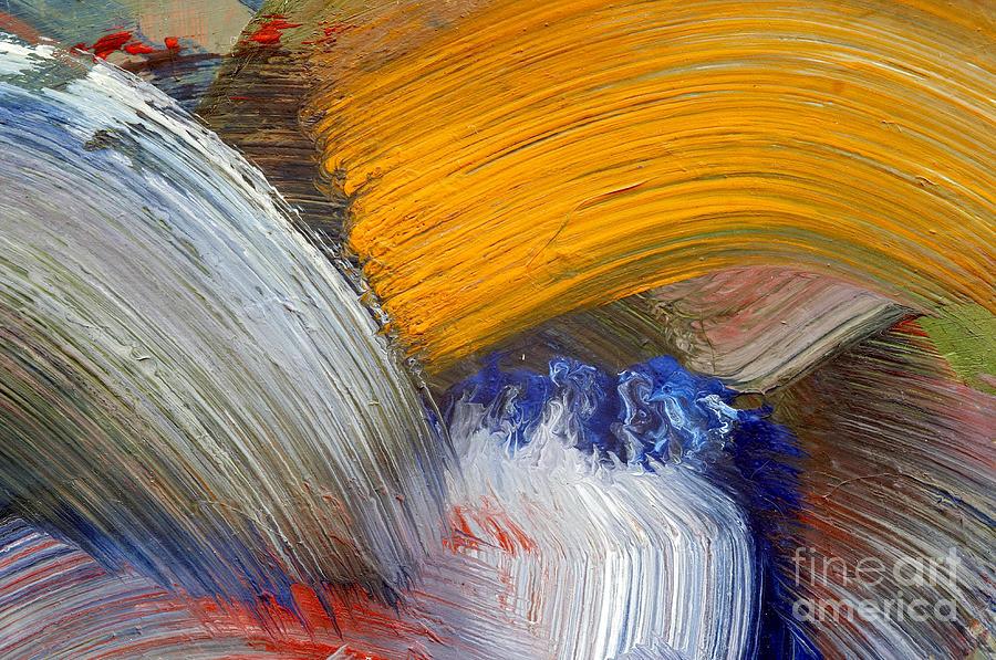 Brush Strokes Painting