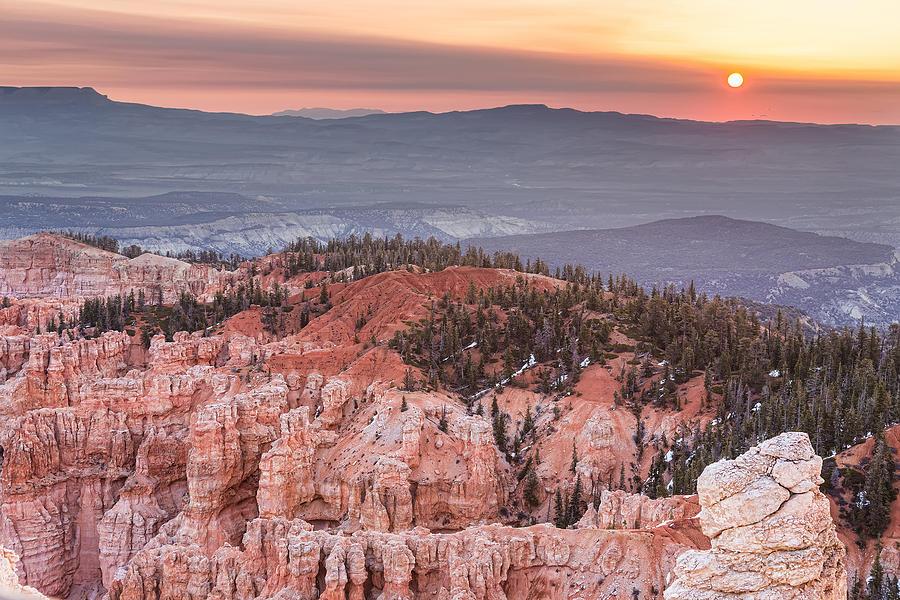 Bryce Canyon Sunrise Photograph