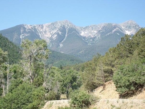 Mountain Photograph - Bump Ahead by Josh Burger