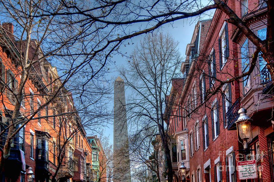 April Photograph - Bunker Hill by Susan Cole Kelly
