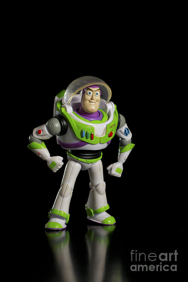 buzz lightyear photograph by johan larson