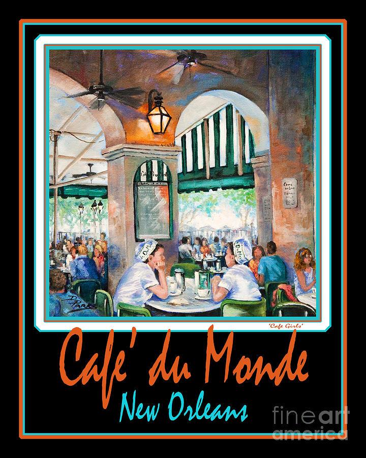 Cafe Du Monde Painting
