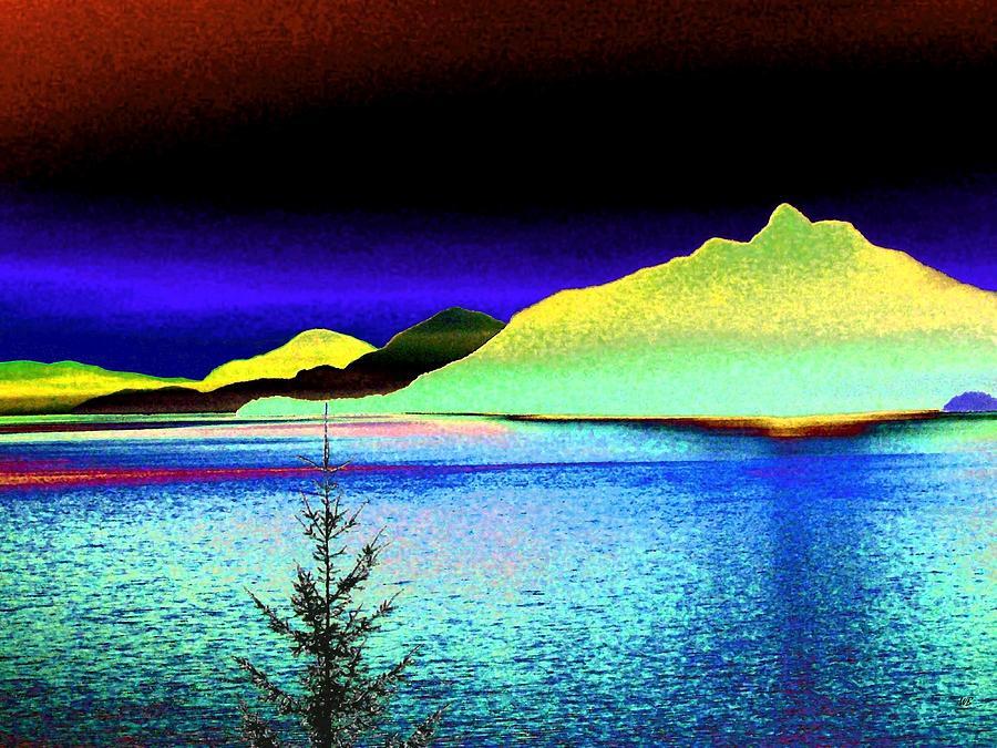 Call Of The Coast Digital Art - Call Of The Coast by Will Borden