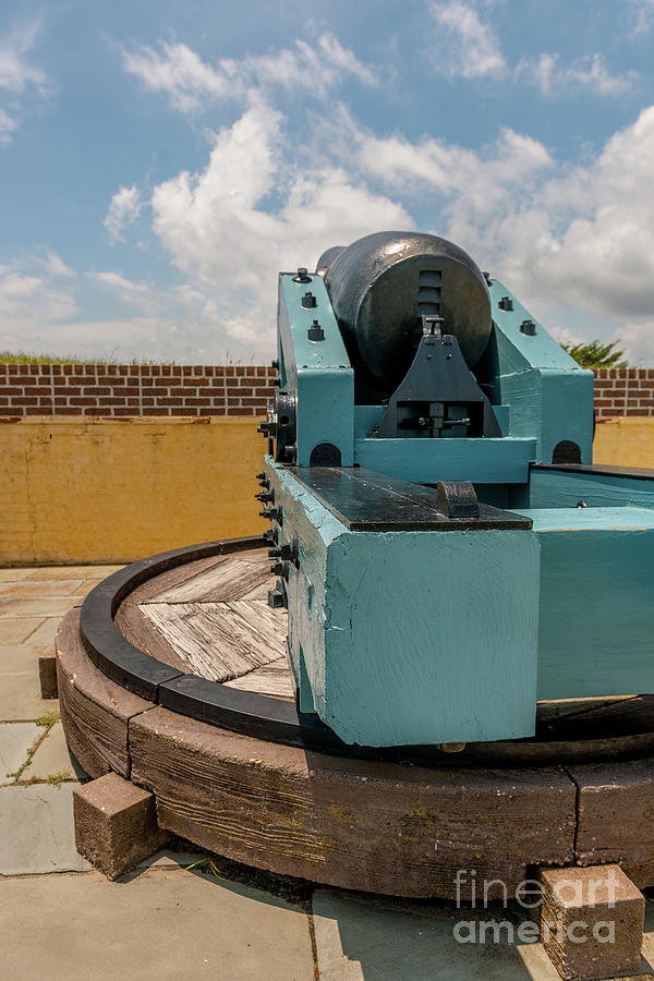 Cannon Track System Photograph