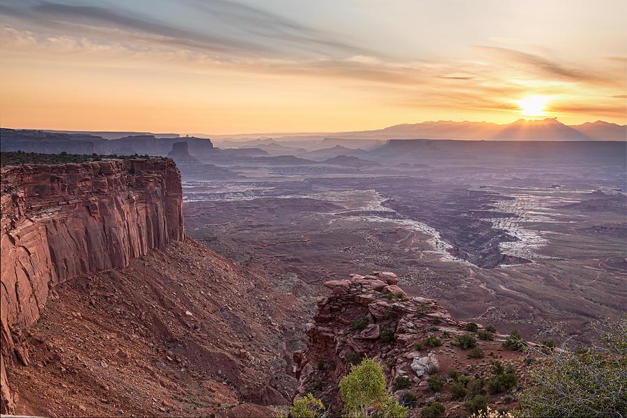 Canyonlands Sunrise Photograph