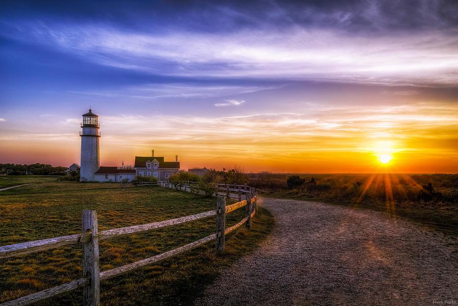 Cape Cod Light Photograph