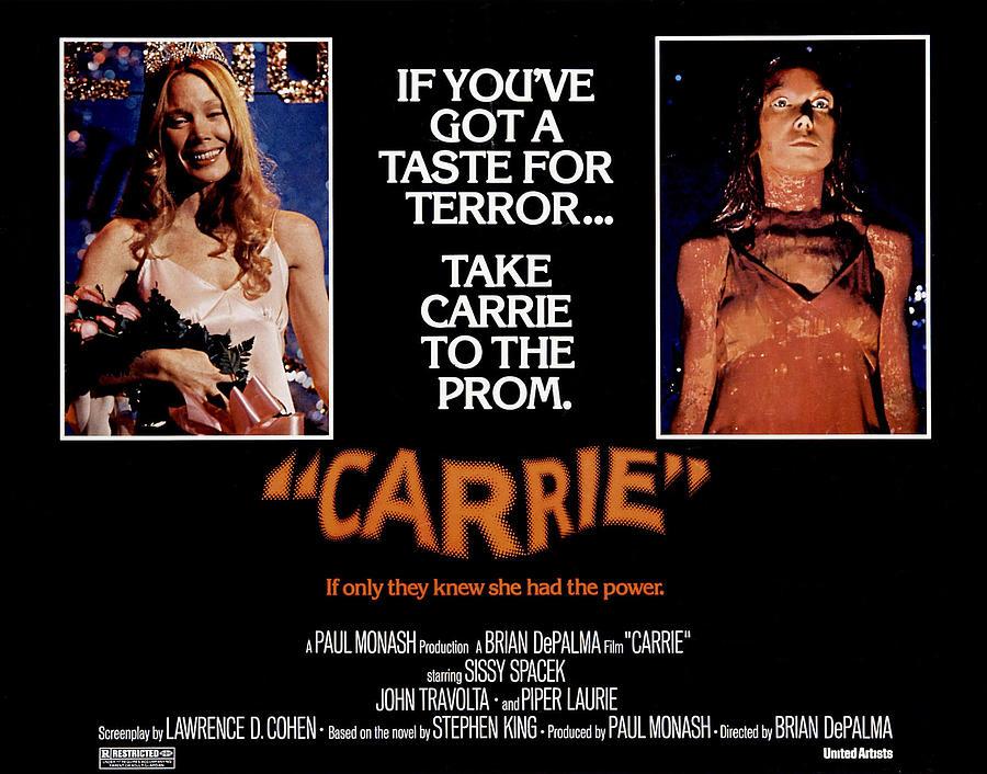 Sissy Spacek 1976 Carrie  Sissy Spacek  1976