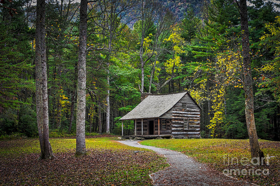 Carter Shields Cabin In Cades Cove Tn Great Smoky