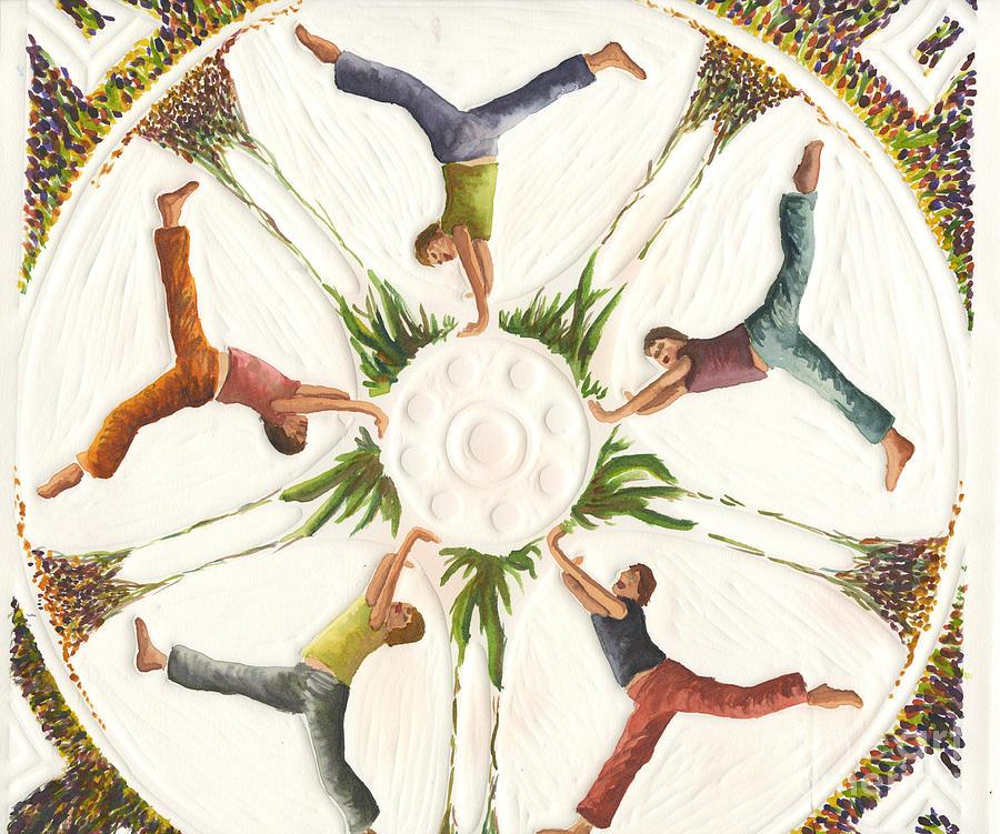 Cartwheel Relief - Cartwheels Turn To Carwheels by Kayla Race