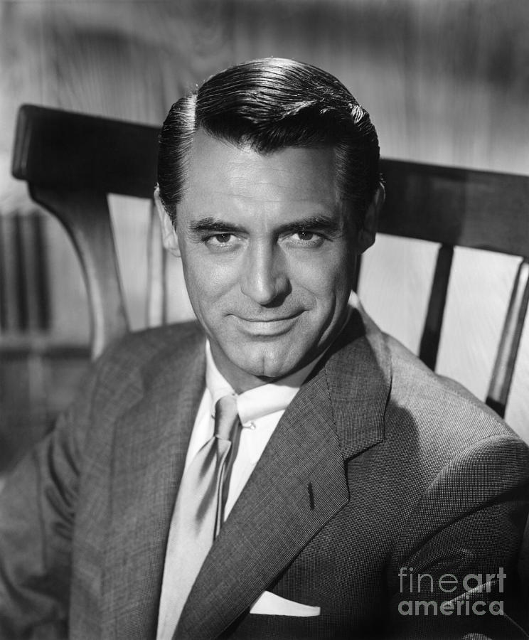 Cary Grant (1904-1986) Photograph
