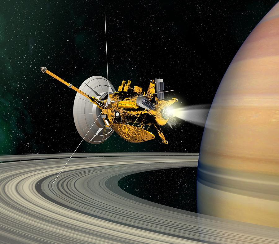 from saturn huygens probe pictures - photo #4