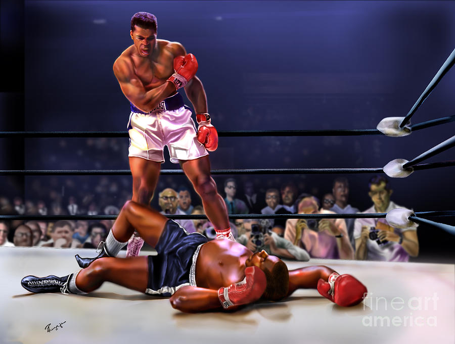 Muhammad Ali Tour