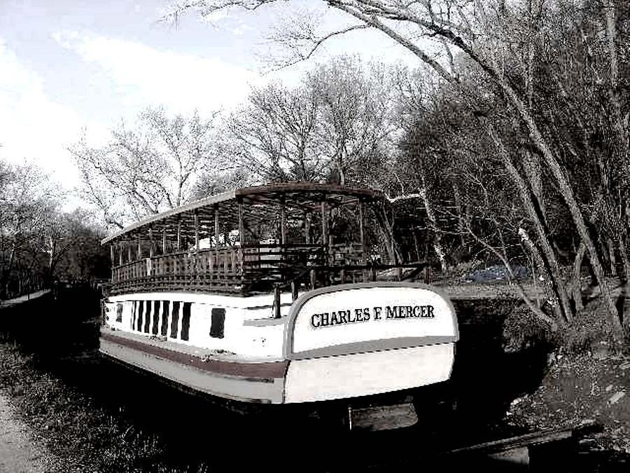 Md Photograph - Charles E Mercer - Great Falls Md by Fareeha Khawaja