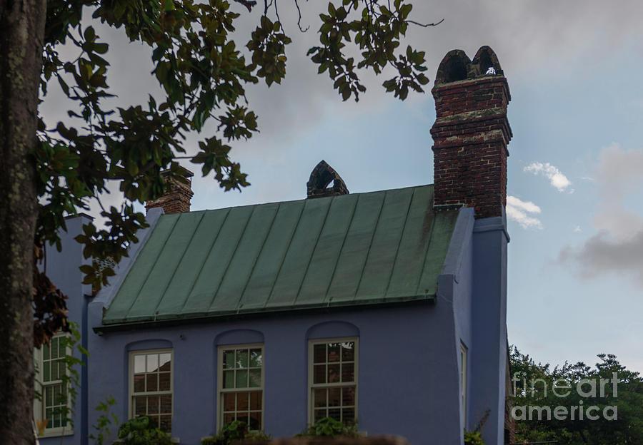 Charleston Chimney Charms Photograph