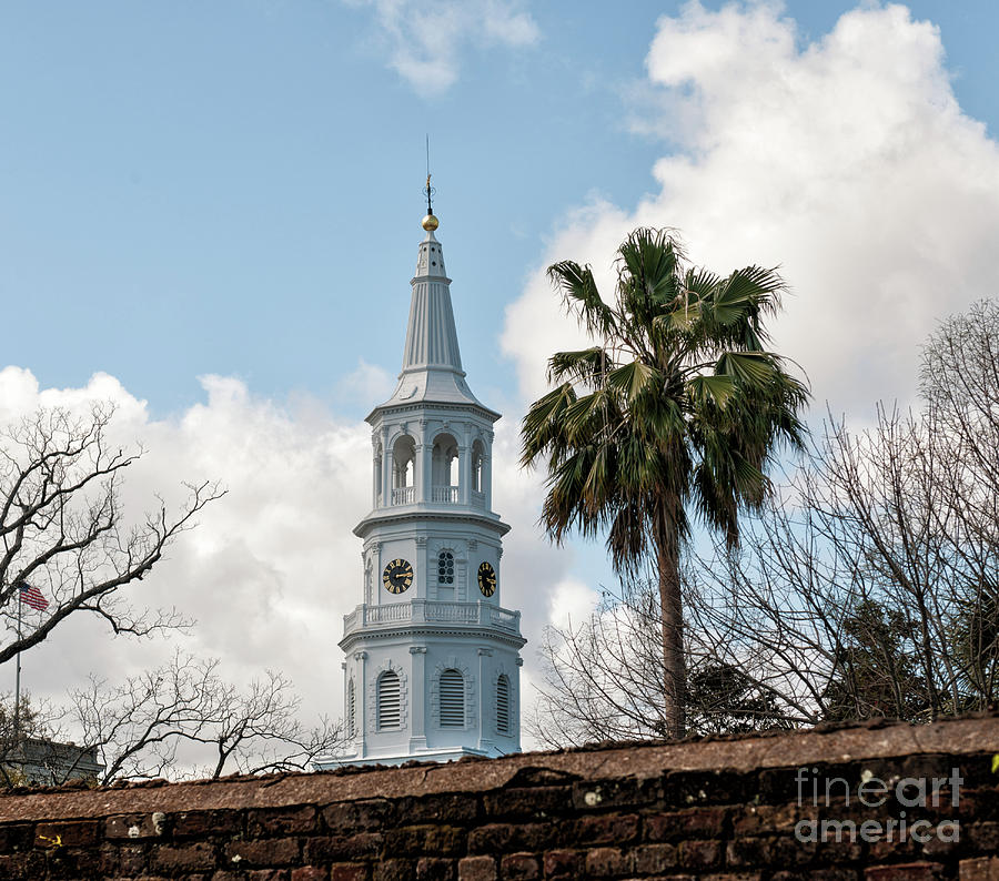 Charleston Contrast Photograph