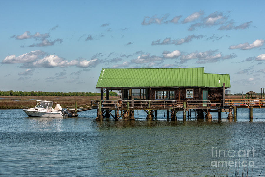 Charleston Island Escape Photograph