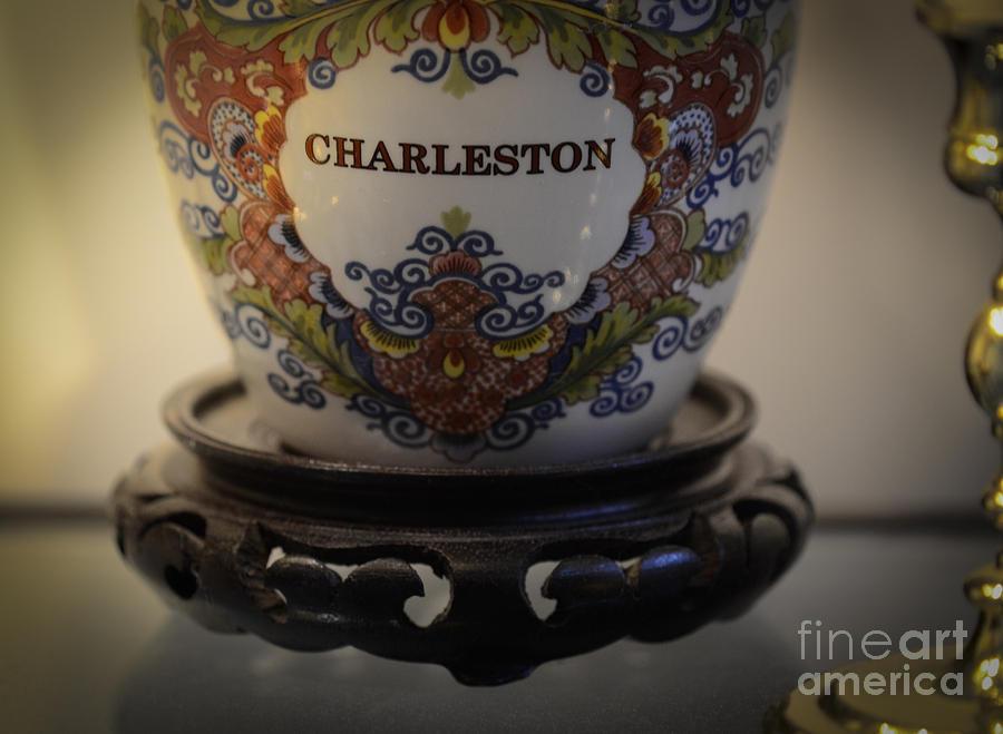 Charleston Vase Photograph