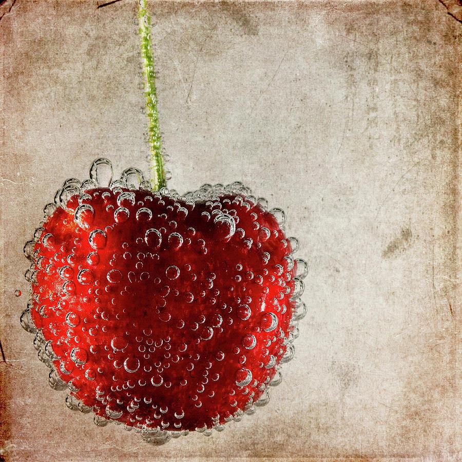 Cherry Fizz Photograph