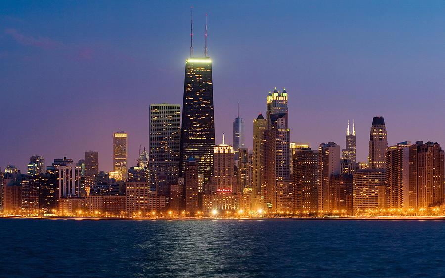 Chicago Panorama Photograph