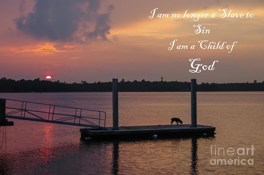 Child Of God Photograph