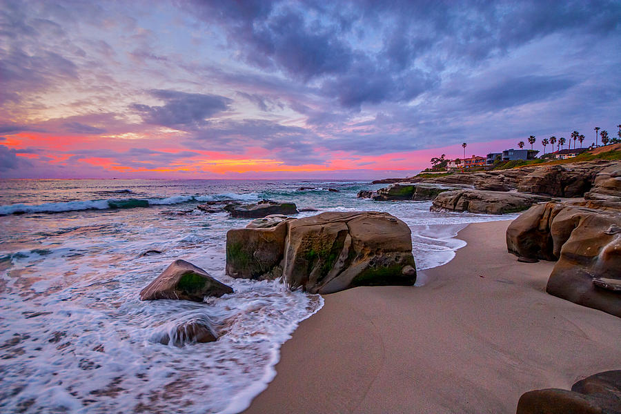 California Photograph - Chriss Rock by Peter Tellone