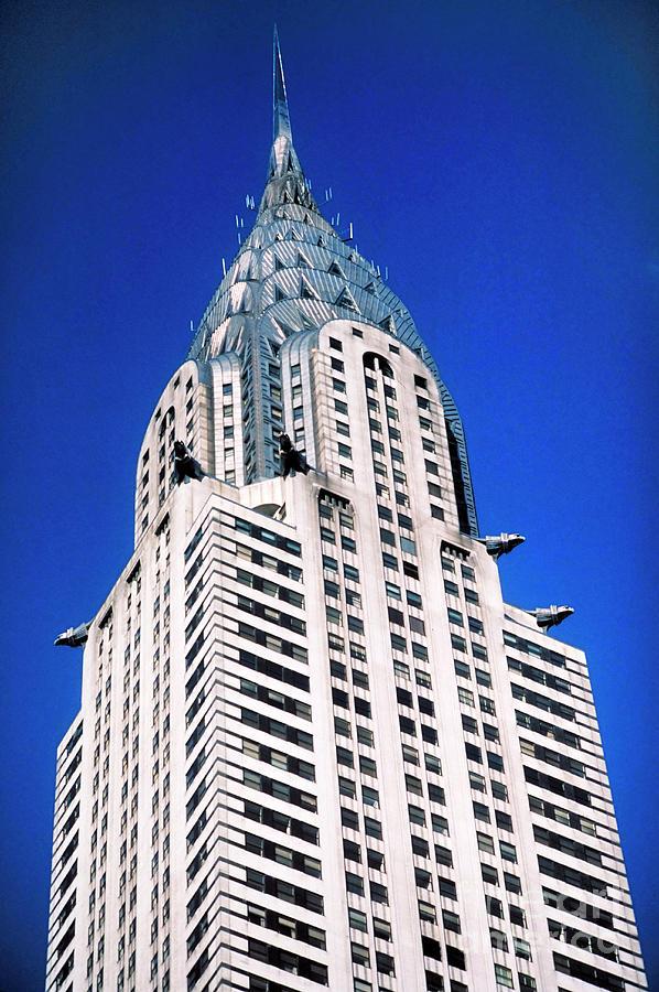 Chrysler Building Photograph - Chrysler Building by John Greim