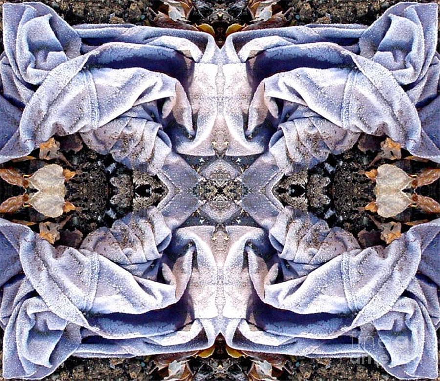Abstract Digital Art - Church Clothing by Ron Bissett