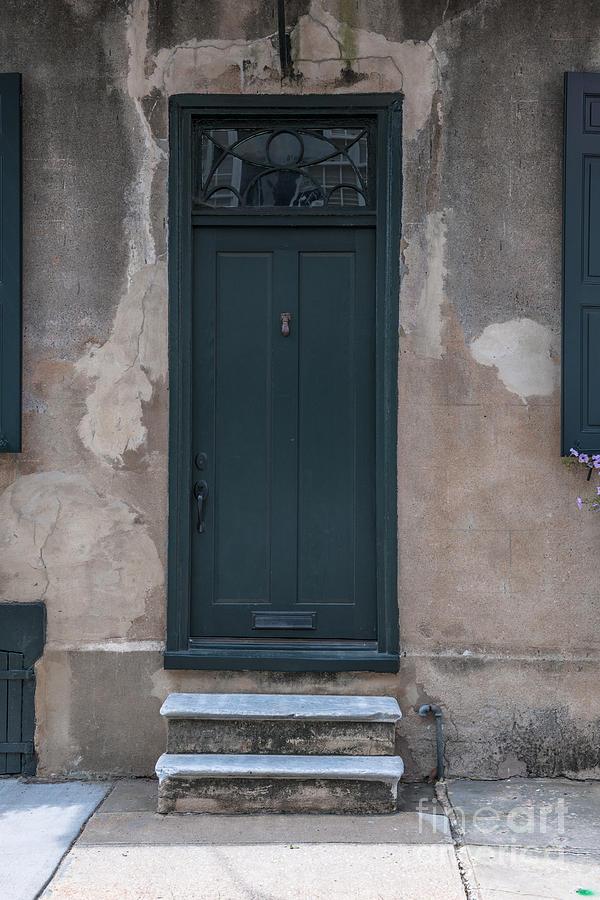 Circa 1740 Door Photograph