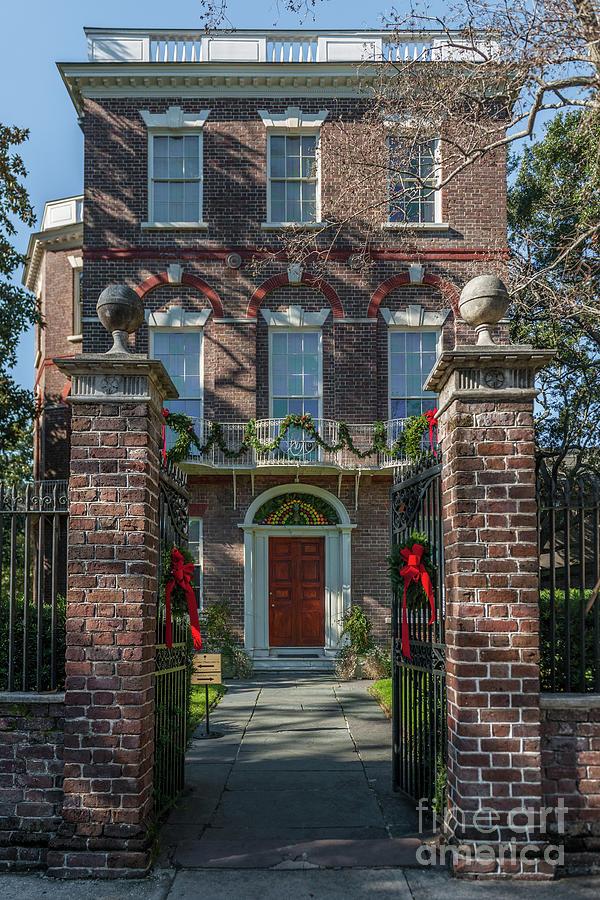 Circa 1808 Historic House Photograph