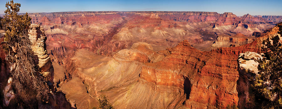 City - Arizona - Grand Canyon - The Great Grand View Photograph