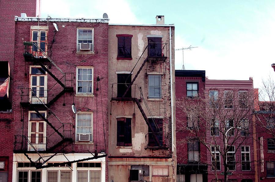 City Block Philly Photograph