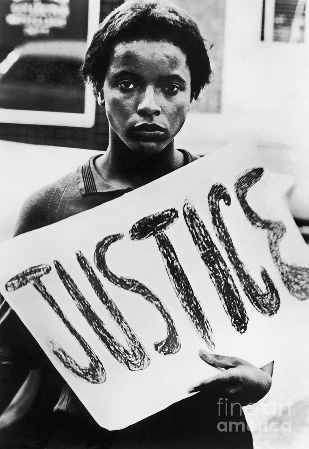 1960s Photograph - Civil Rights, 1961 by Granger