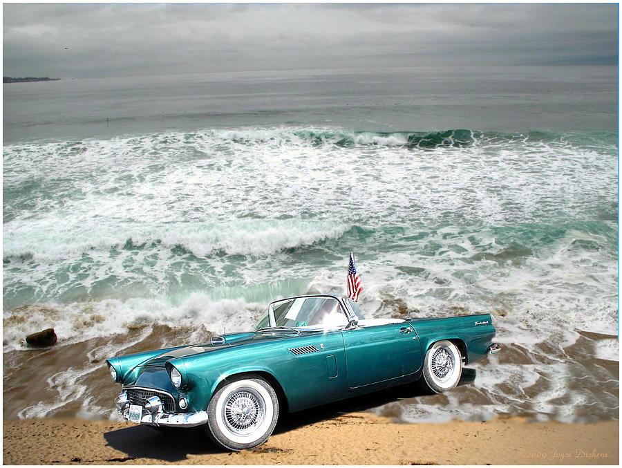 Beach Photograph - Classic Beauty At Asilomar by Joyce Dickens