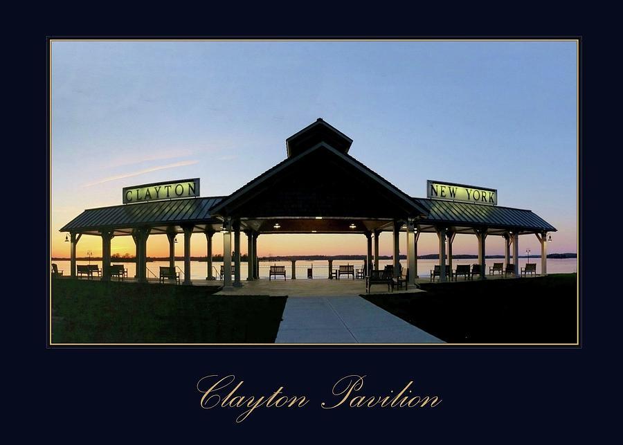Clayton Pavilion Photograph