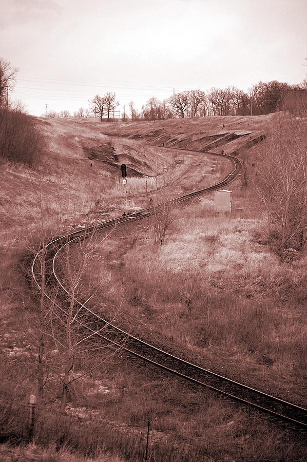 Coal Line S Photograph