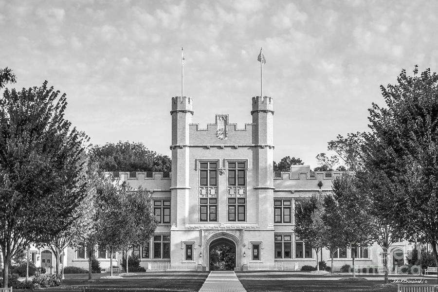College Of Wooster Photograph - College Of Wooster Kauke Hall by University Icons