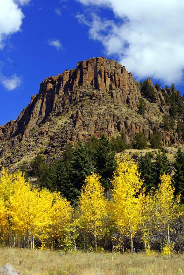 Colorado Photograph - Colorado Butte by Marty Koch