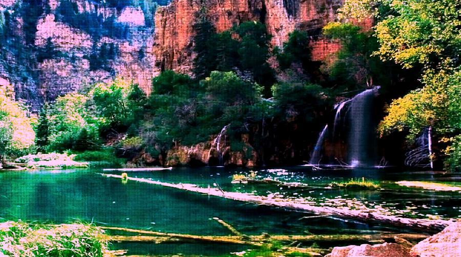 Colorful Serenity Digital Art