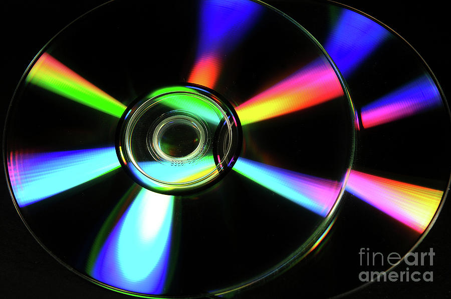 Disc Photograph - Colours by Alessandro Matarazzo