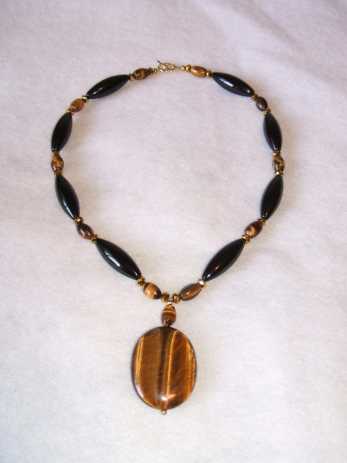 Tiger Eye Jewelry - Comfort by Linda Levier