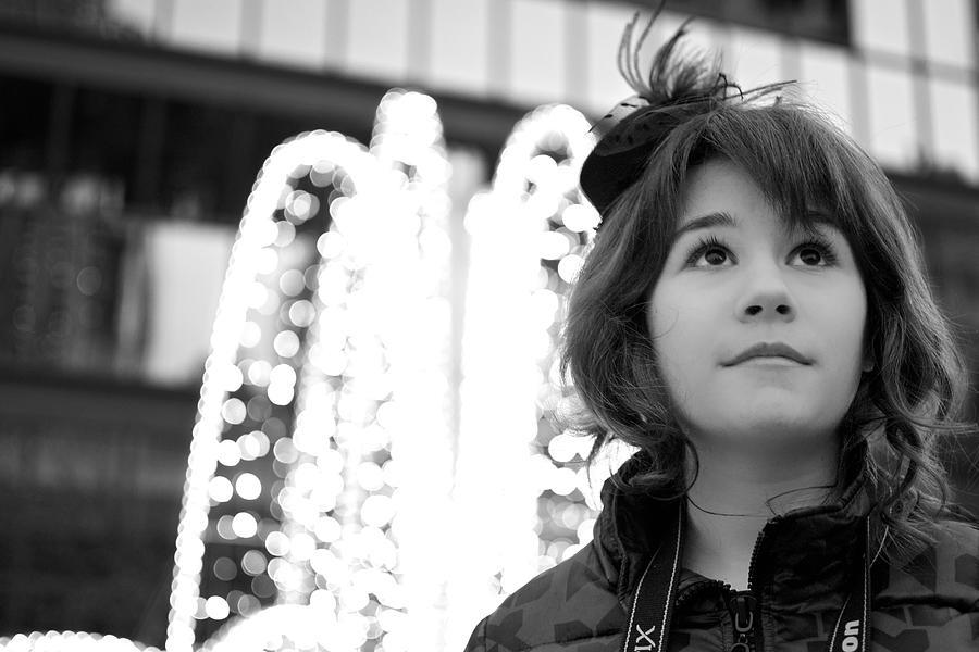 Lisa Knechtel Photograph - Contemplation by Lisa Knechtel
