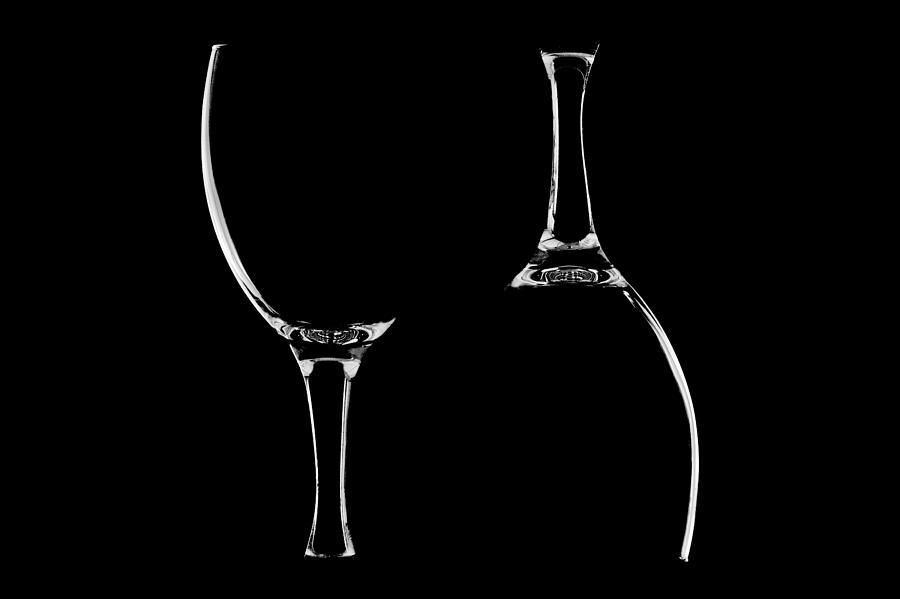 Alcohol Photograph - Contour by Gert Lavsen