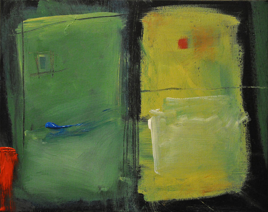 Conversation With Rothko Painting