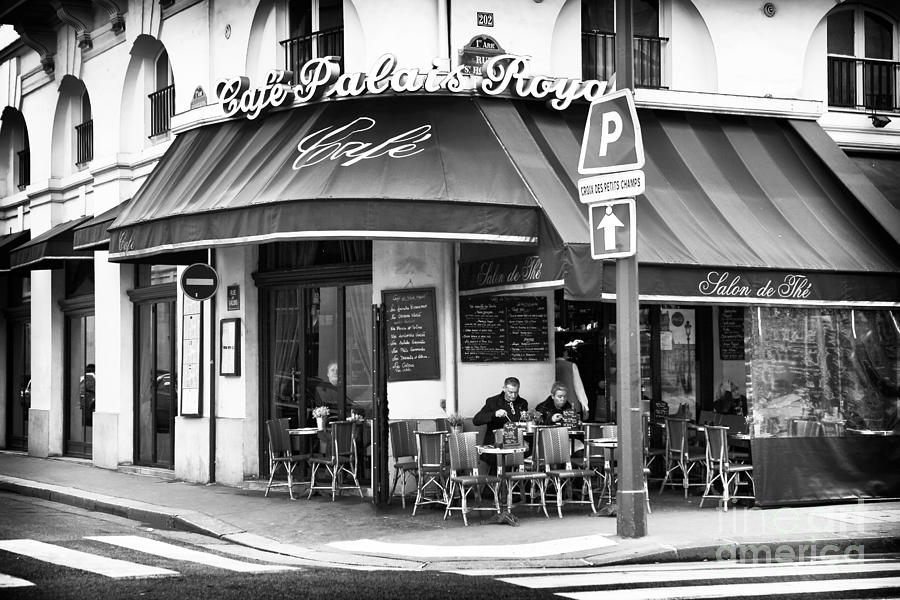 Corner Cafe Photograph