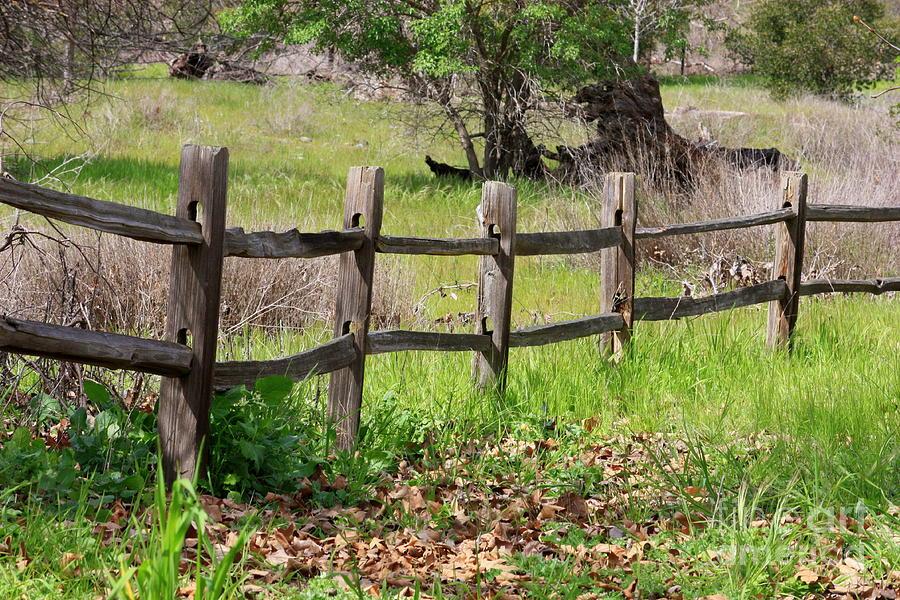 Как сделать забор для деревня