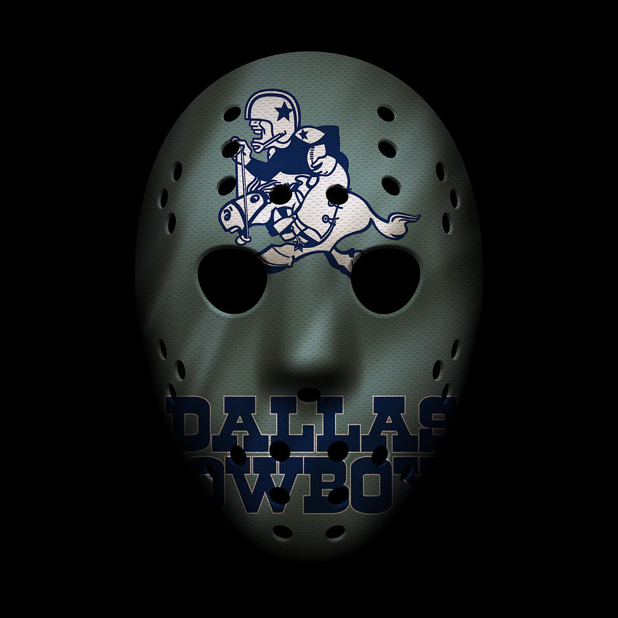 Cowboys war mask is a photograph by joe hamilton which was uploaded on