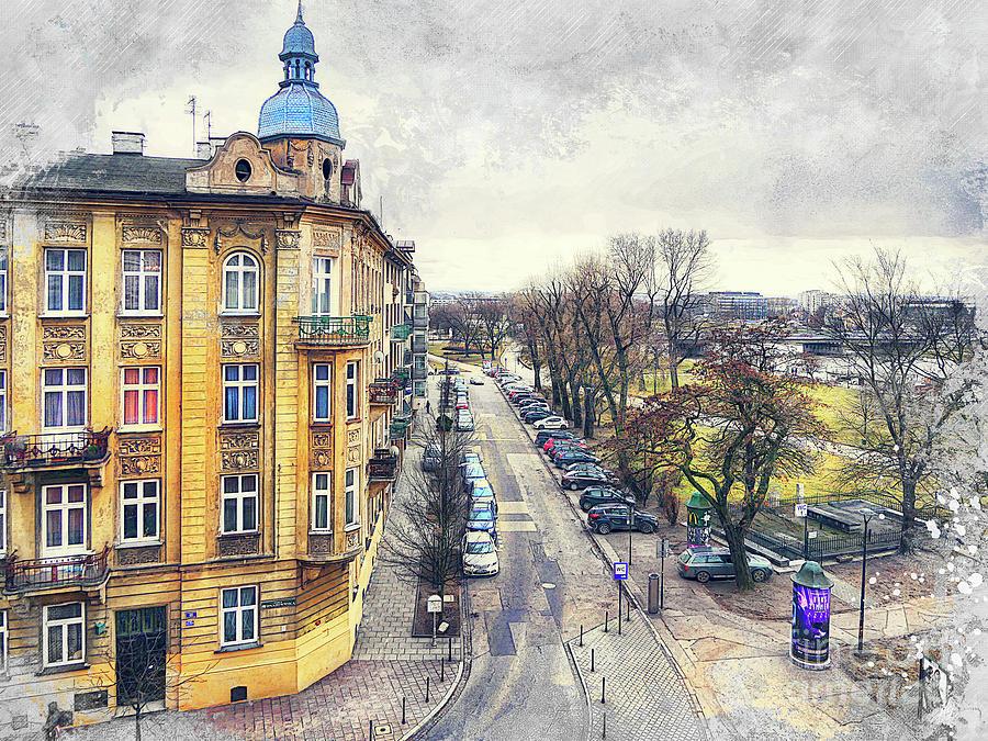 Cracow Art 11 Digital Art